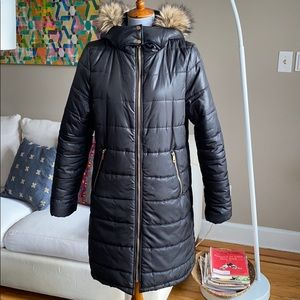 H&M puffer jacket / coat